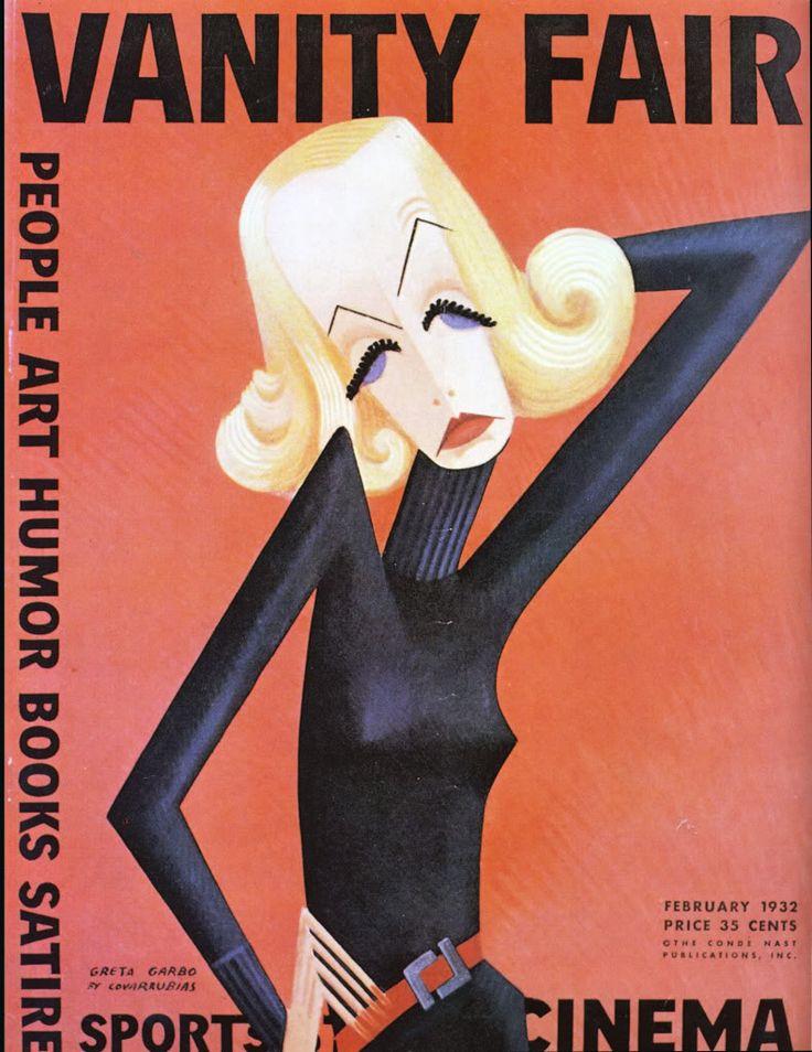 13 Vintage Magazine Cover 1932