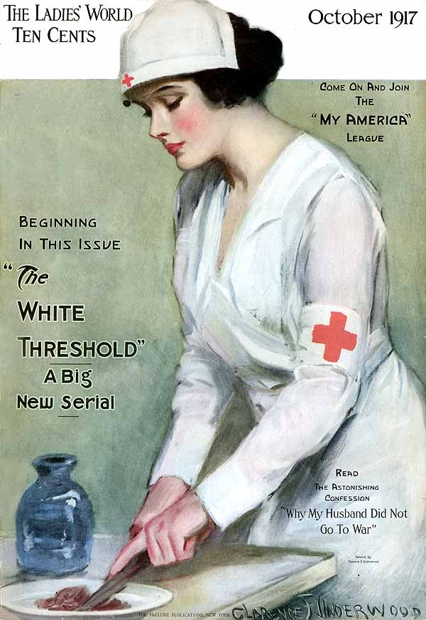 Magazine Cover - 1947