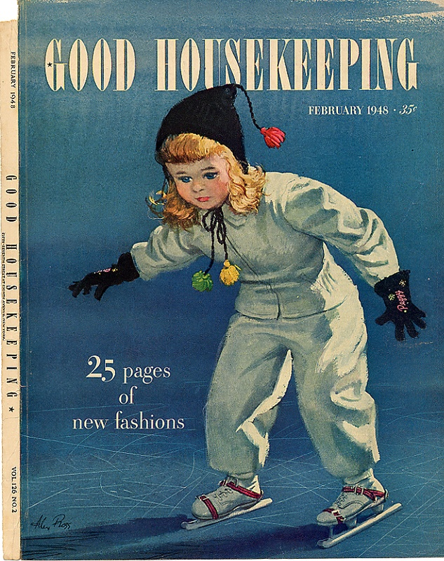 Good Housekeeping Magazine 1948