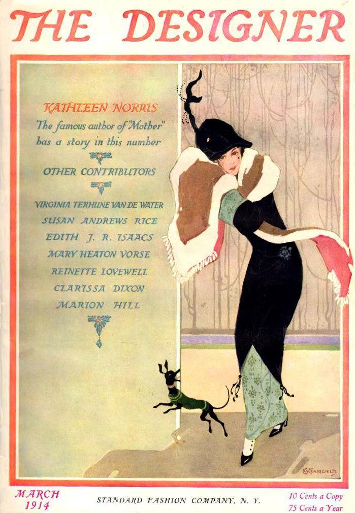 2 The Designer 1914