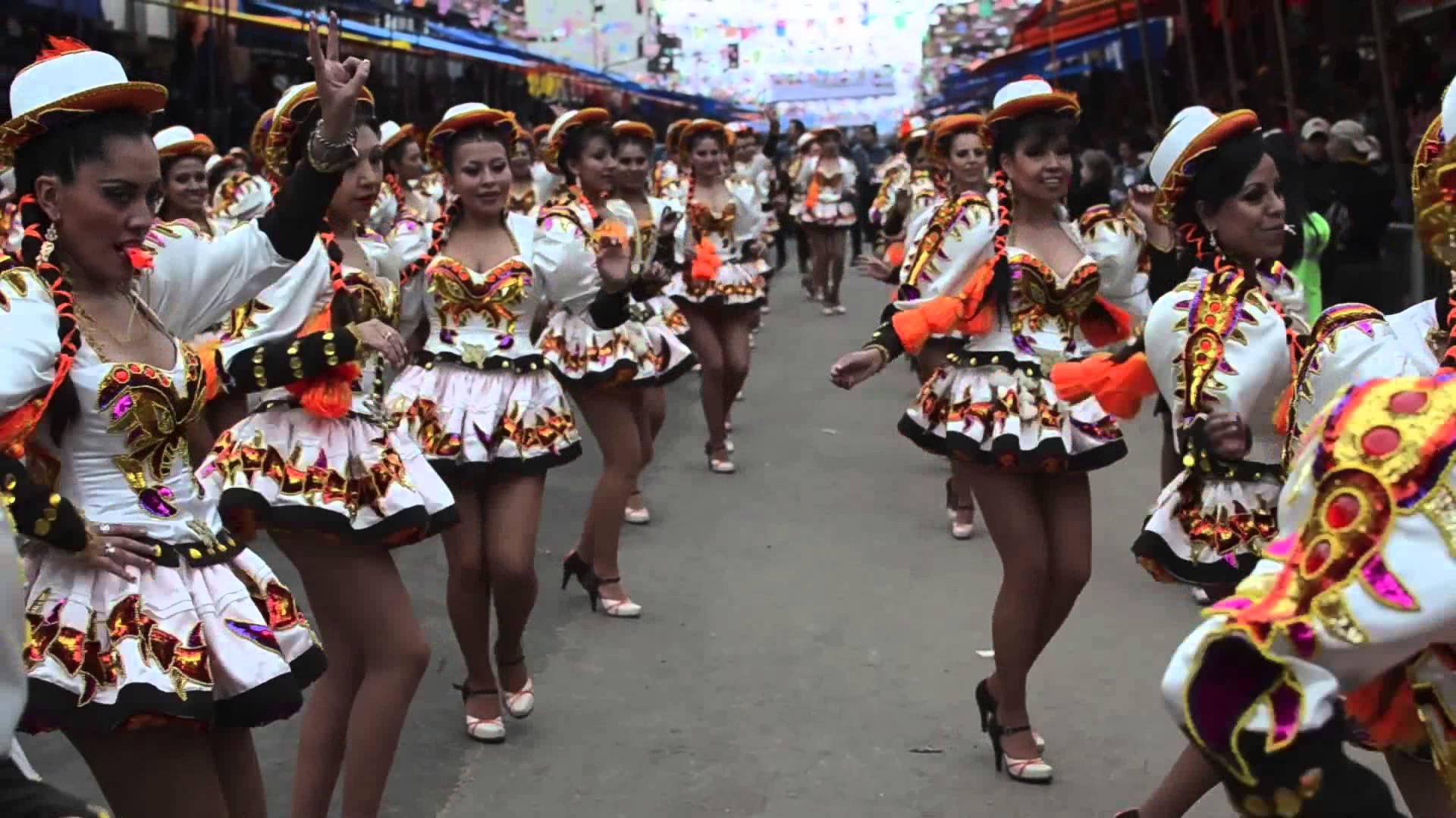 Carnival in Oruro Bolivia 2