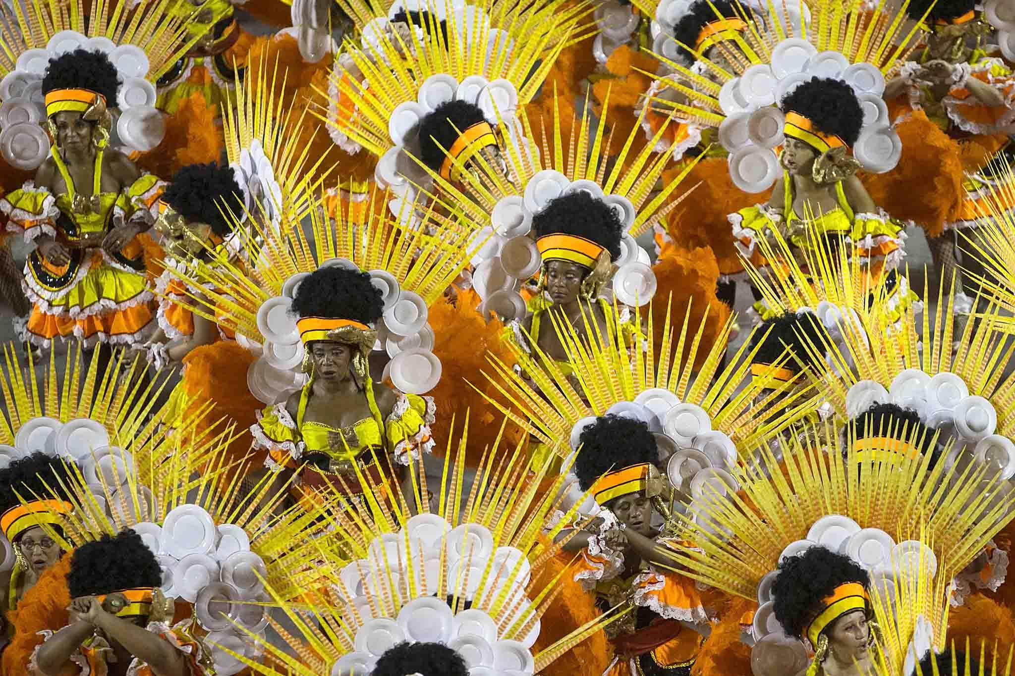 Brazil Carnival  rio de janeiro