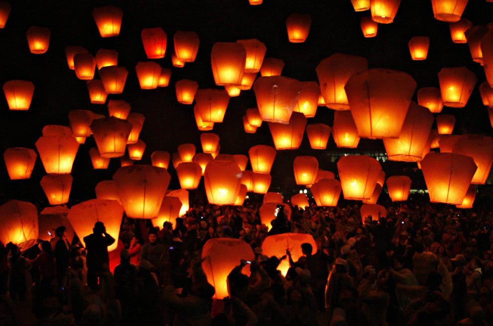 Chinese New Year in Hong Kong 1