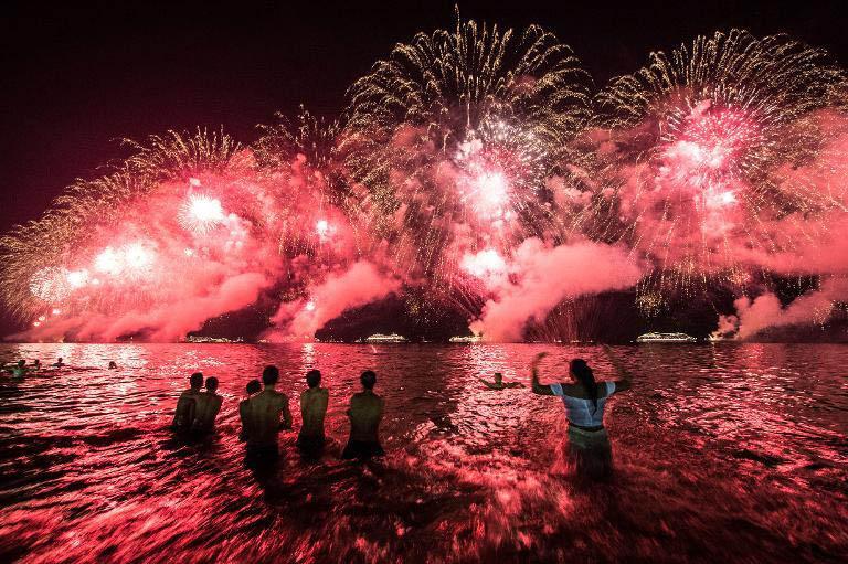 Chinese New Year in Hong Kong 2