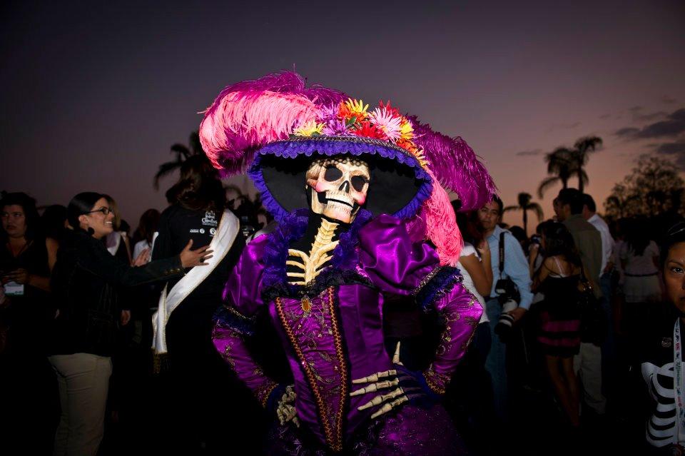 Day of the Dead festival mexico