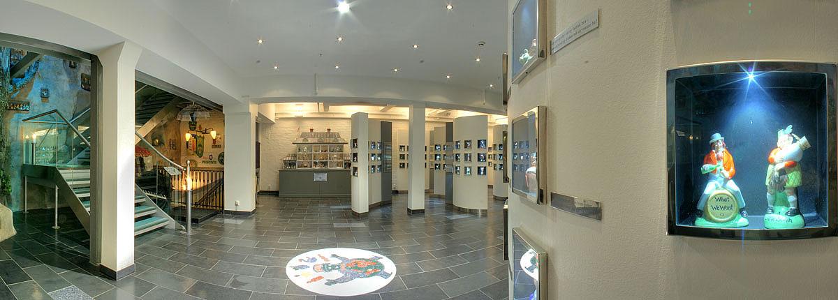 Gallery of mini bottles in Oslo