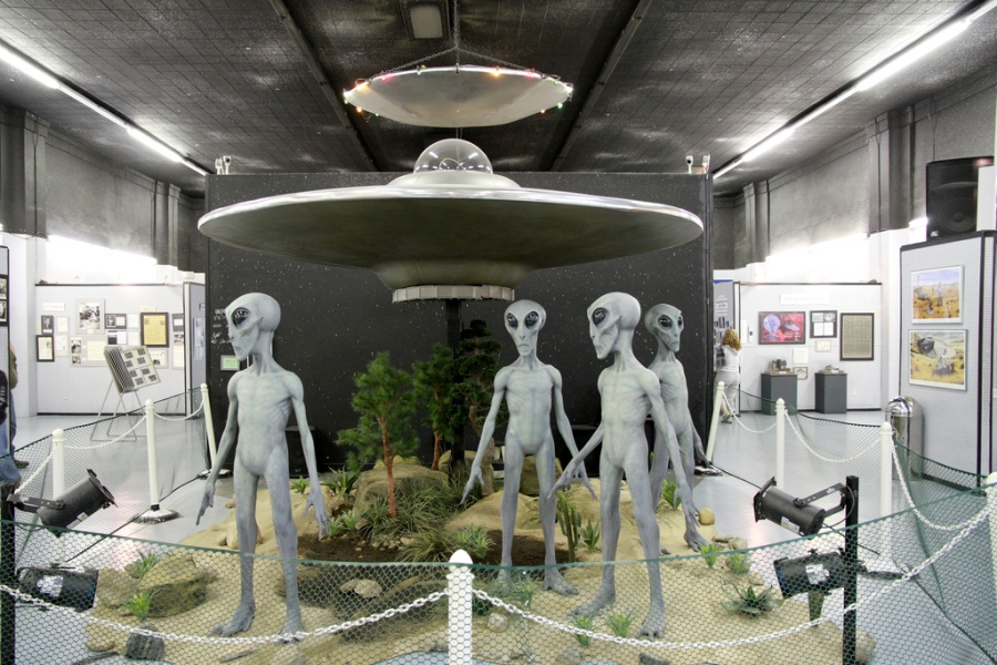 International Museum and Research Center for UFO