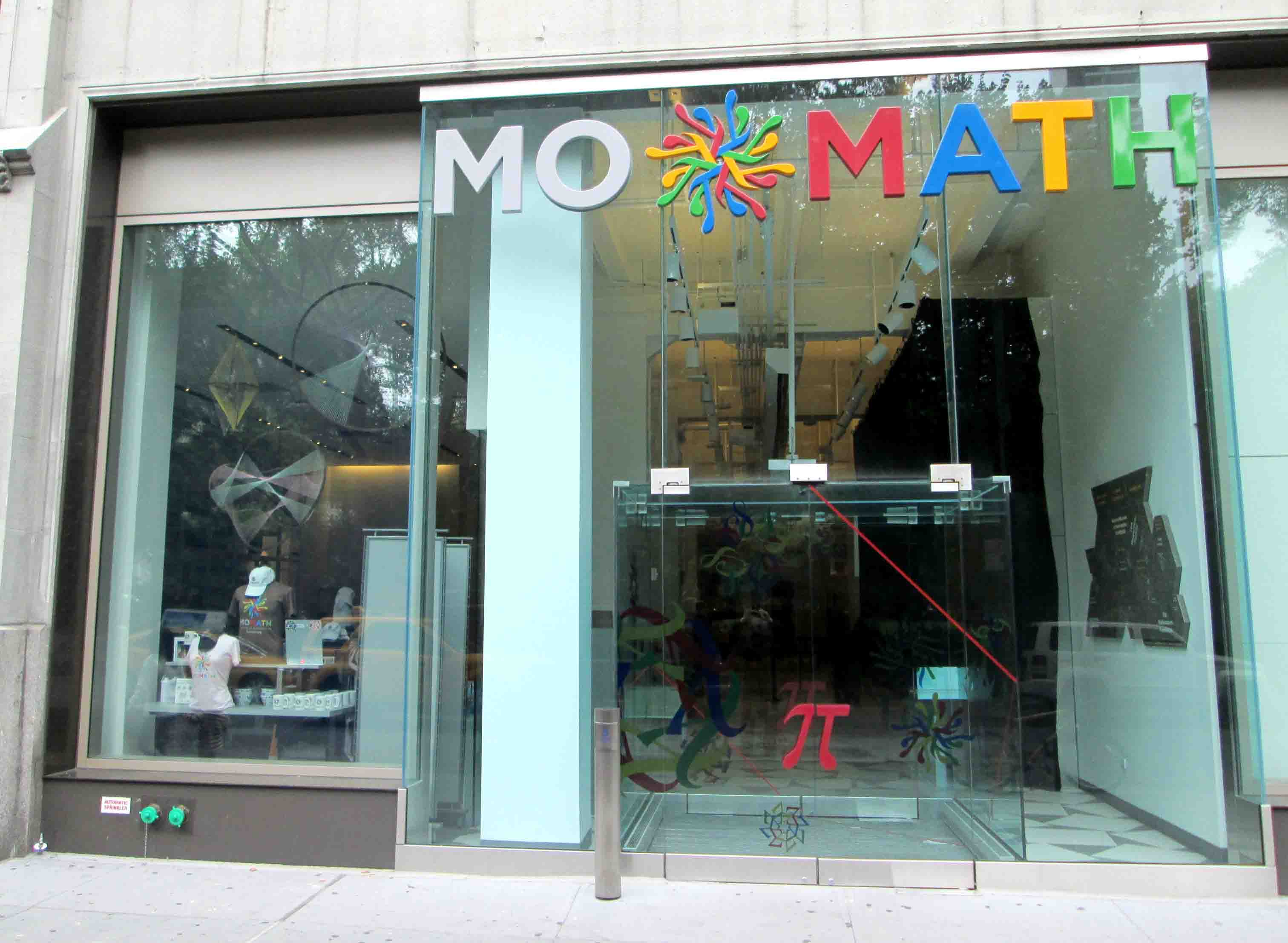 Math Museum in New York