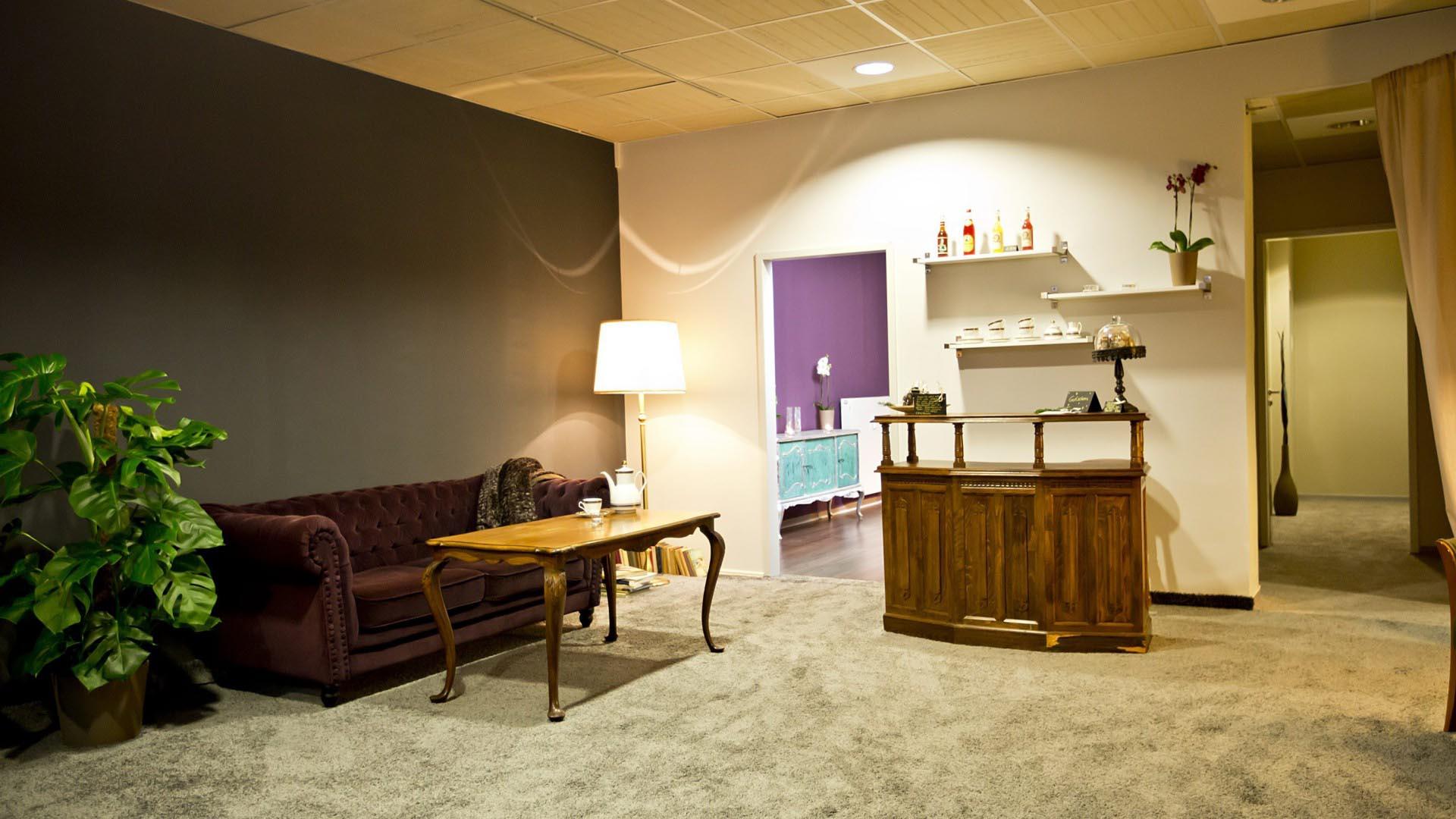 Powernap-Studio in Germany rest room 2