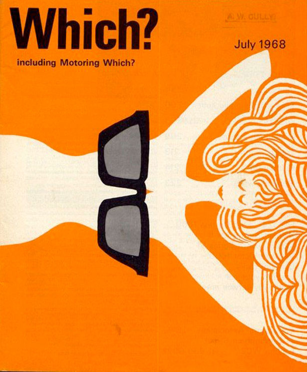 which magazine cover july 1968