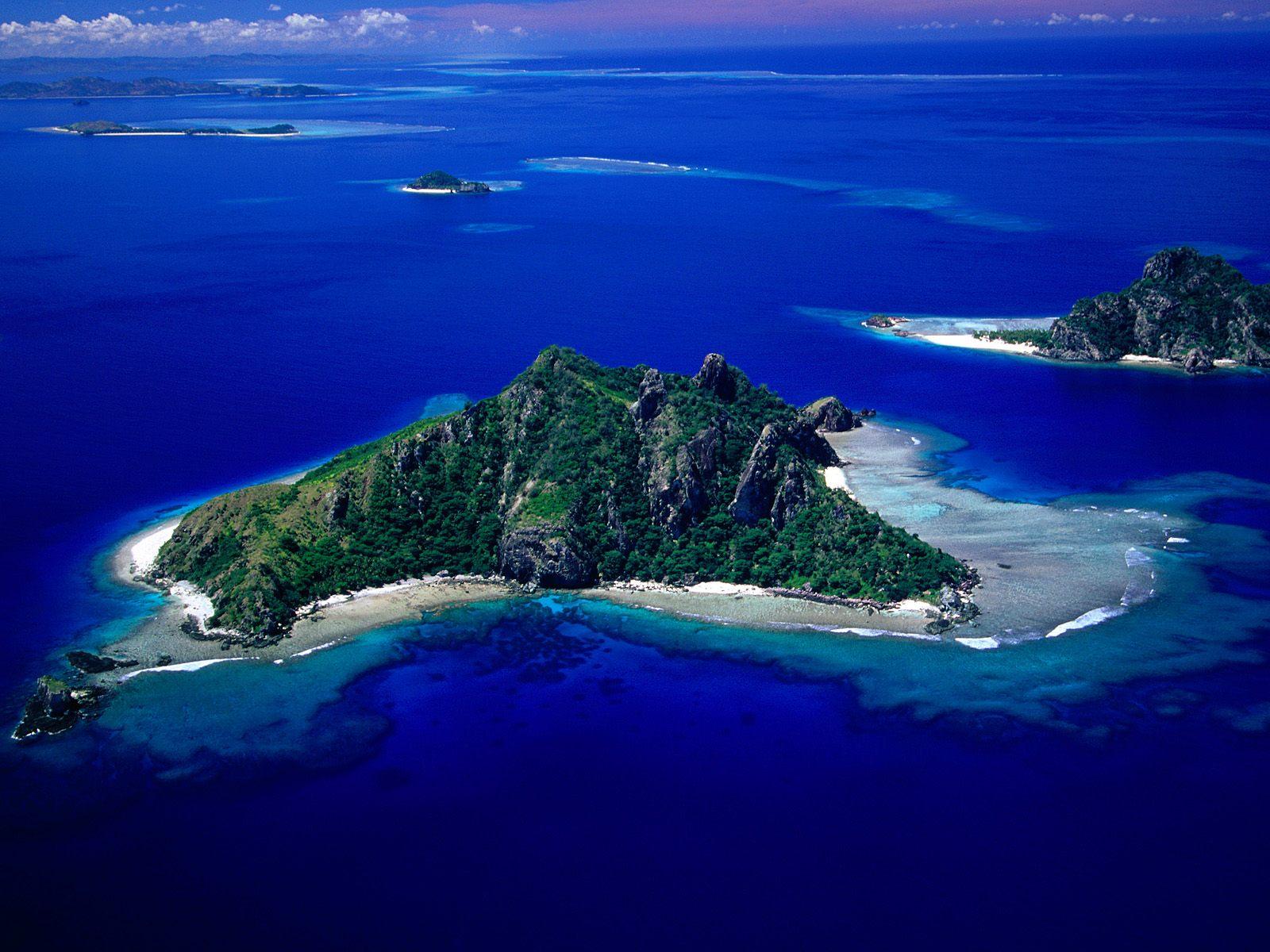 Aerial View of Monu Island