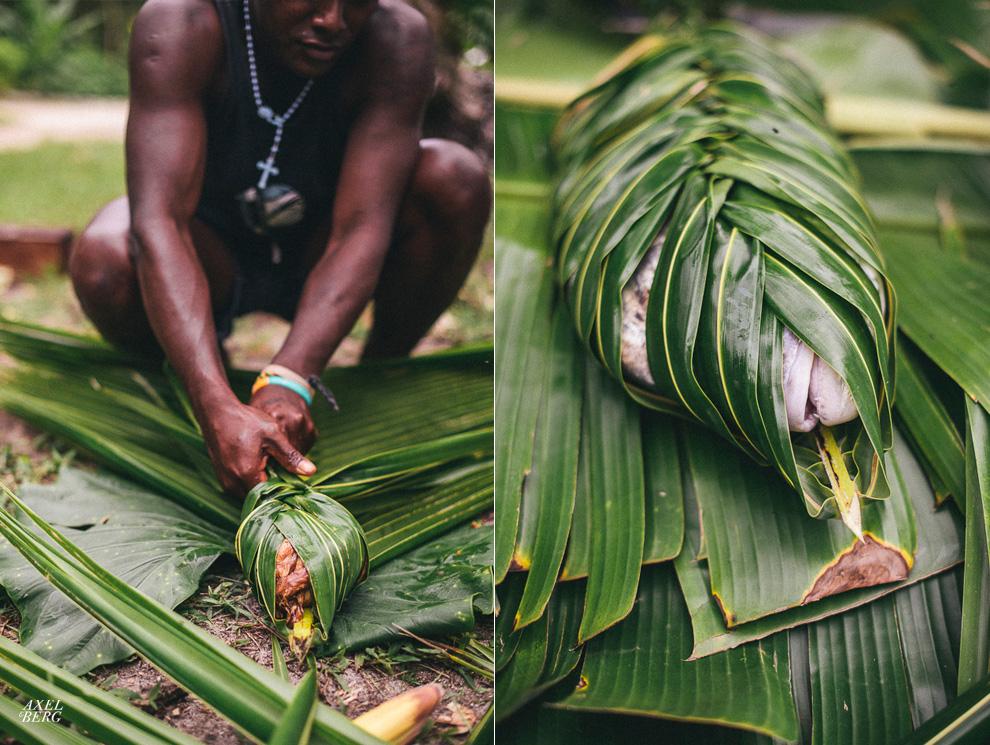 traditional food fish