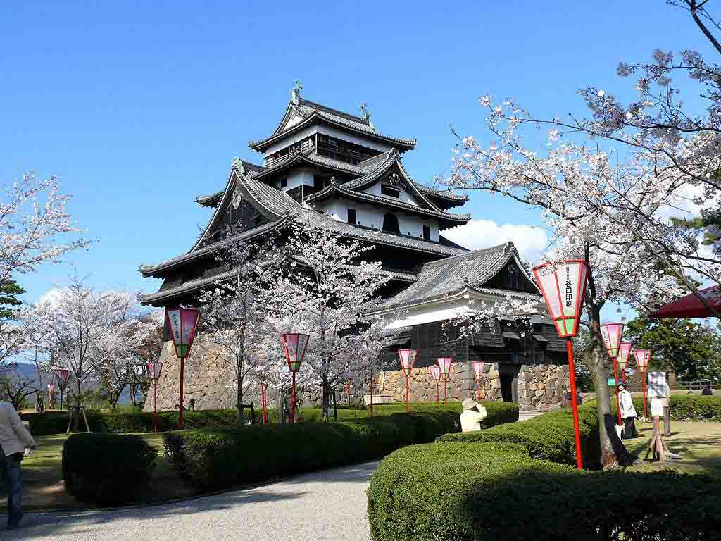 Matsue Castle in Japan 2