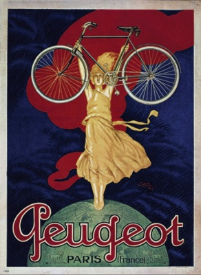 Peugeot cycle ad