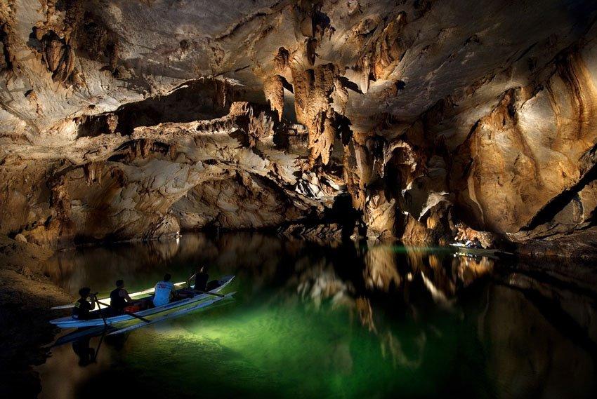 Puerto Princesa Subterranean River in Philippines 2