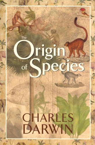 The origin of species Charles Darwin book