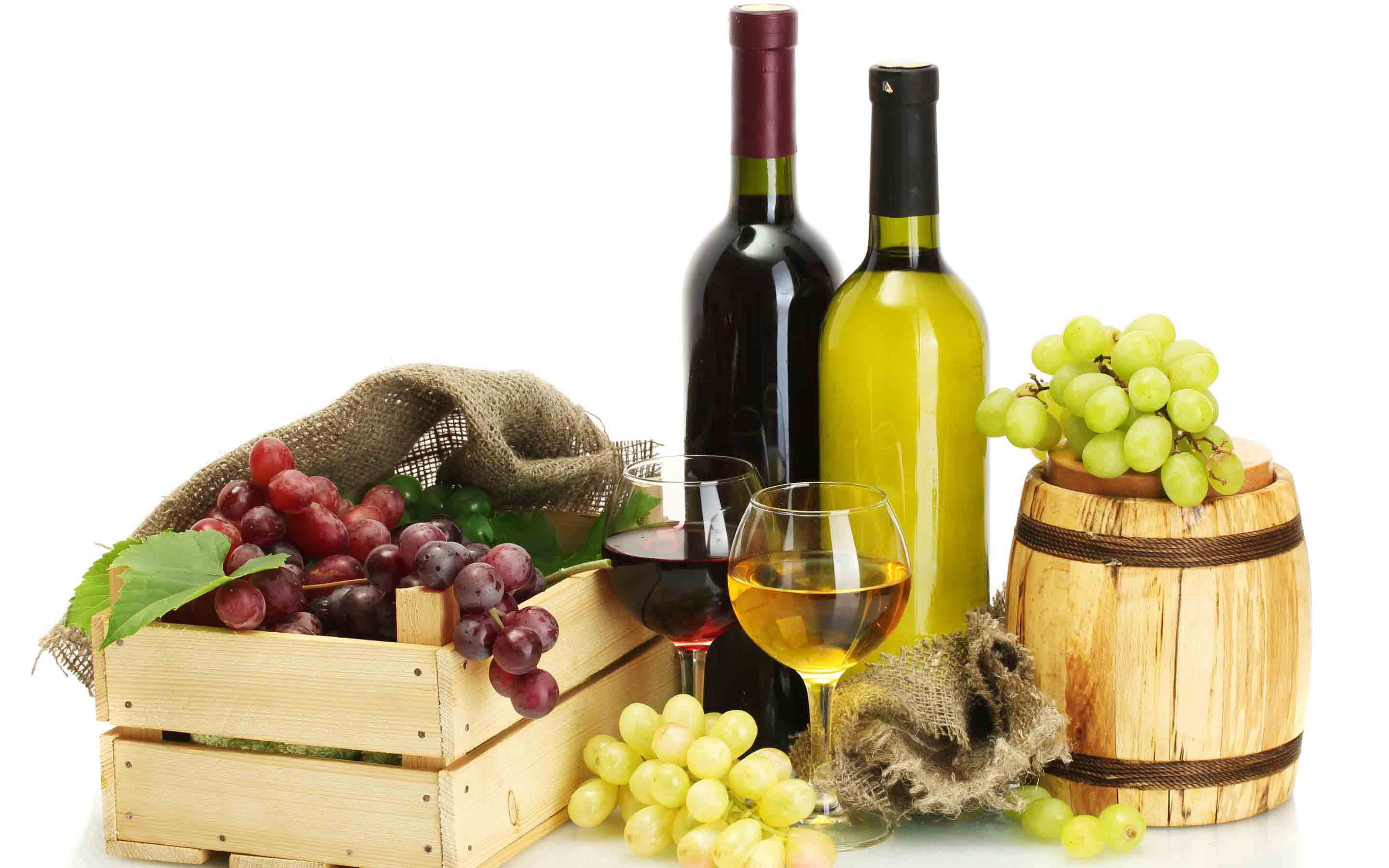 White wine can be obtained from red grapes