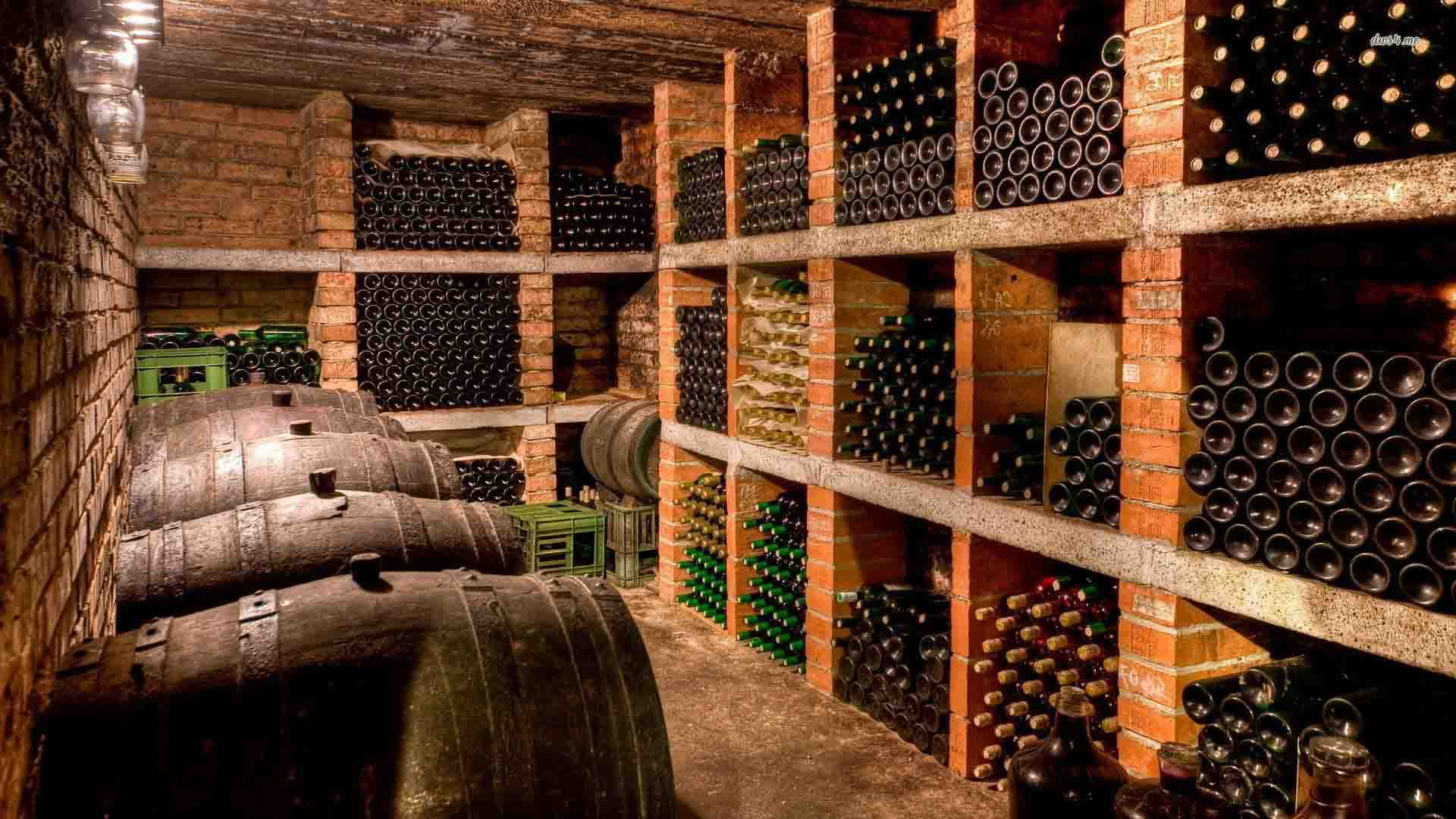 Wine cellar  Wine does NOT always get better with age