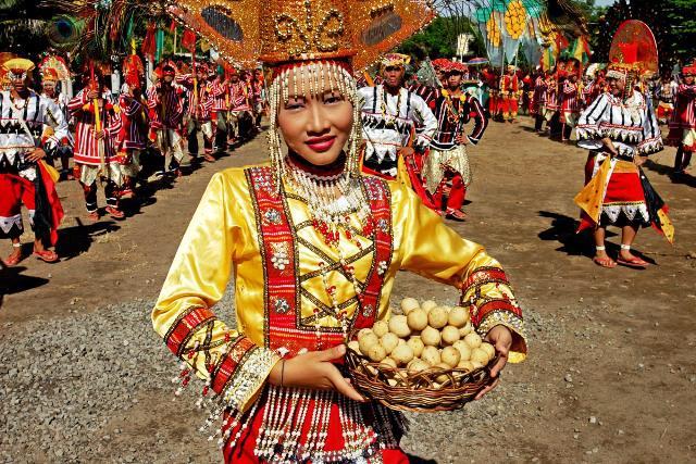 lanzones festival in camiguin island philippines