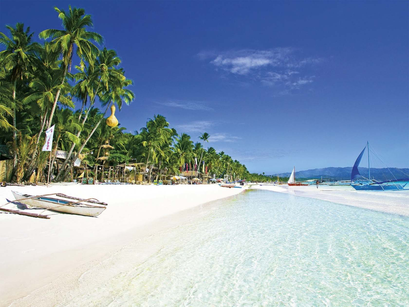 morning-time-in-Boracay-Beach-Philippines