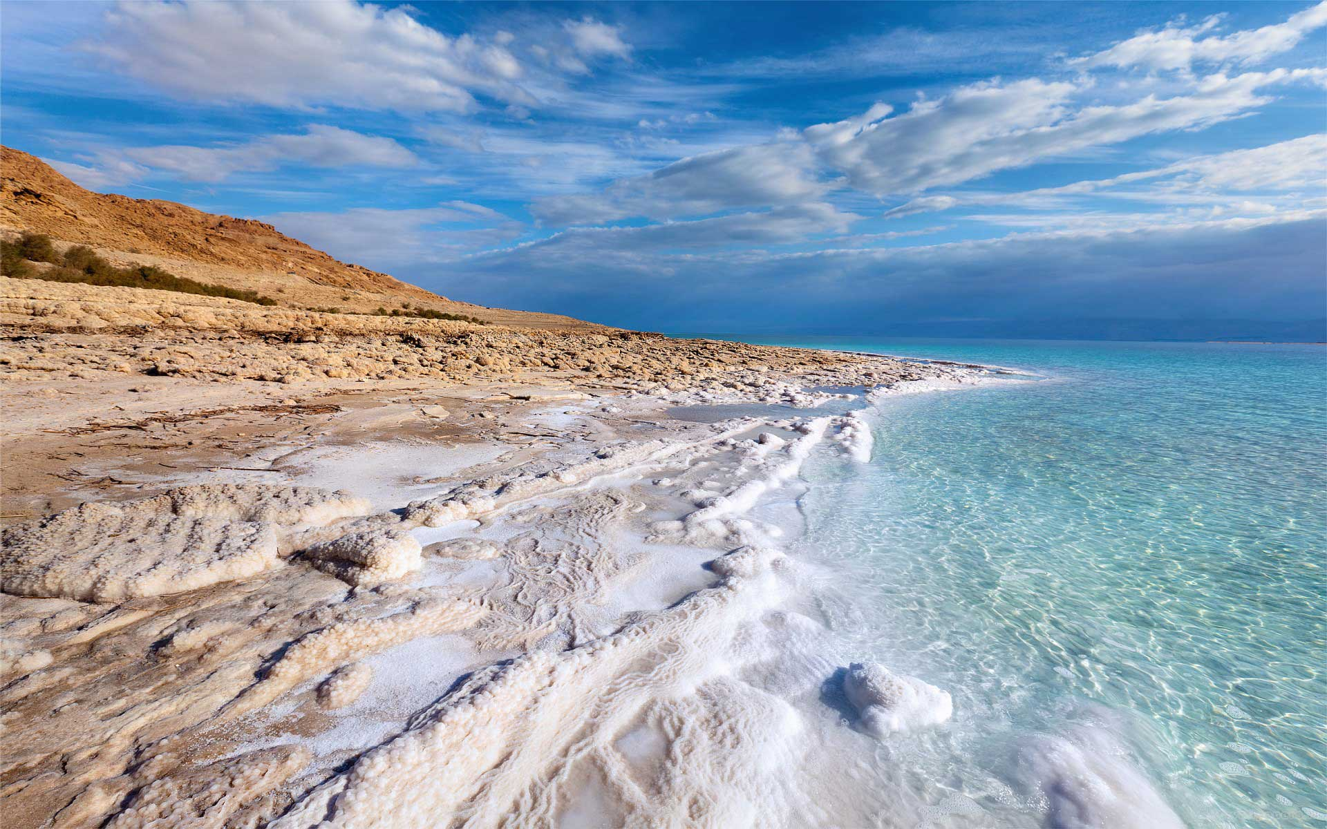 Dead-Sea,-Israel-best-places-to-swim