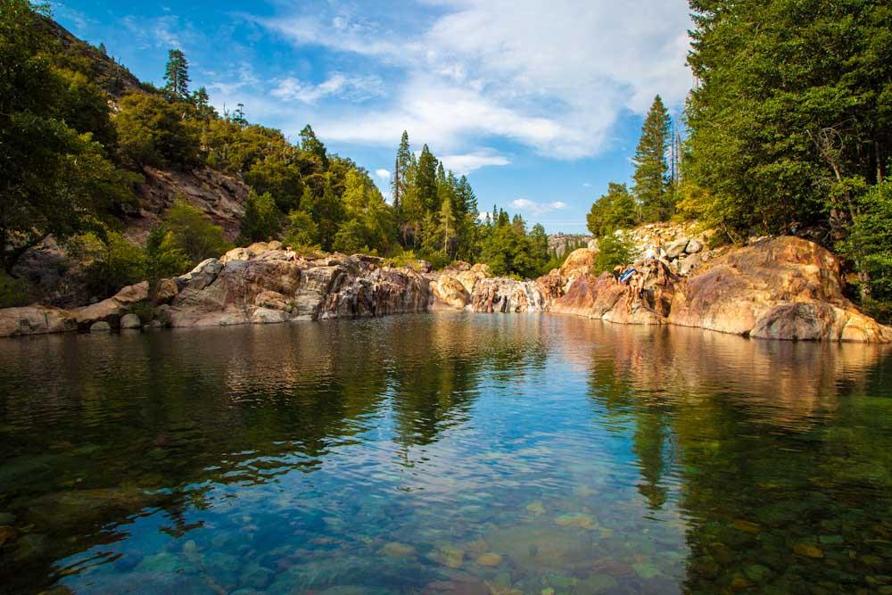 The River Yuba, California most interesting places to swim 2