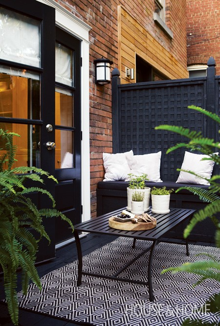 design inspirations for small spaces outdoor