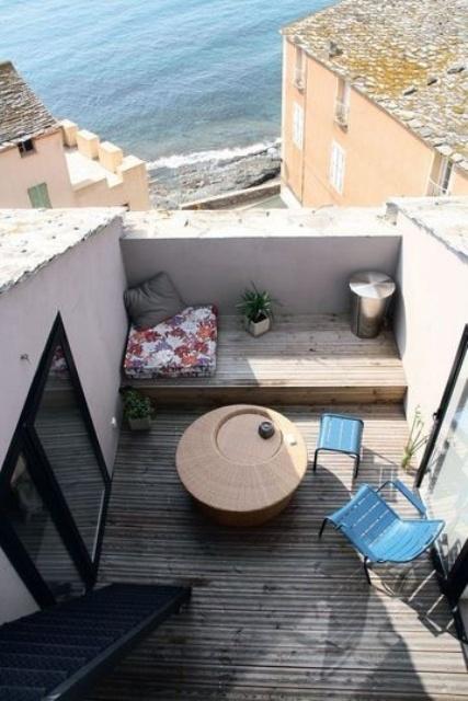 seaside outdoor fresh furnitures
