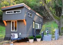 tiny house fasade