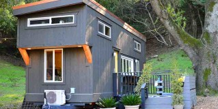 Functional Tiny House Close To Nature