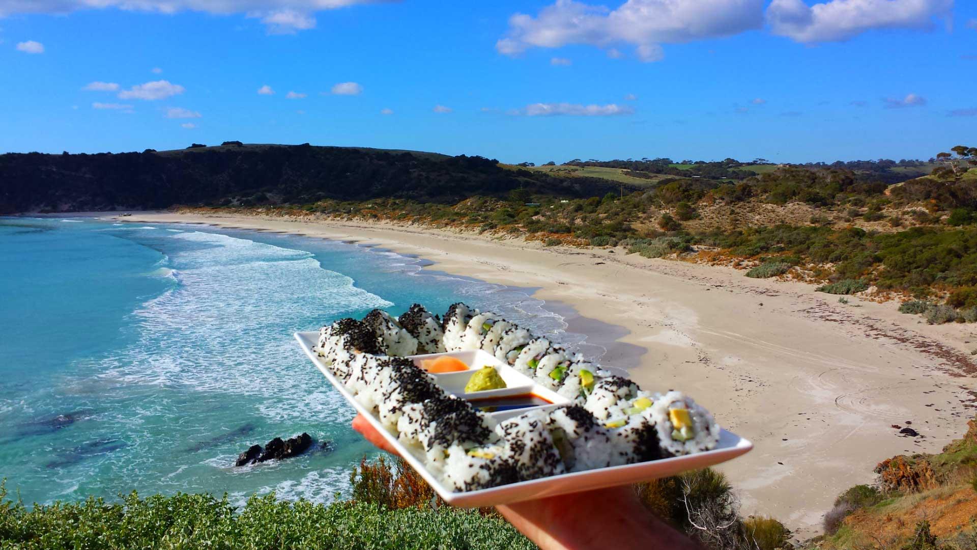 Kangaroo-Island-Food-Specialists sushi