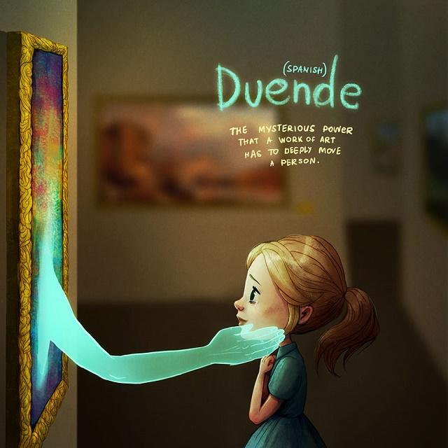 cute-illustrations-untranslatable-words-marija-tiurina Duende