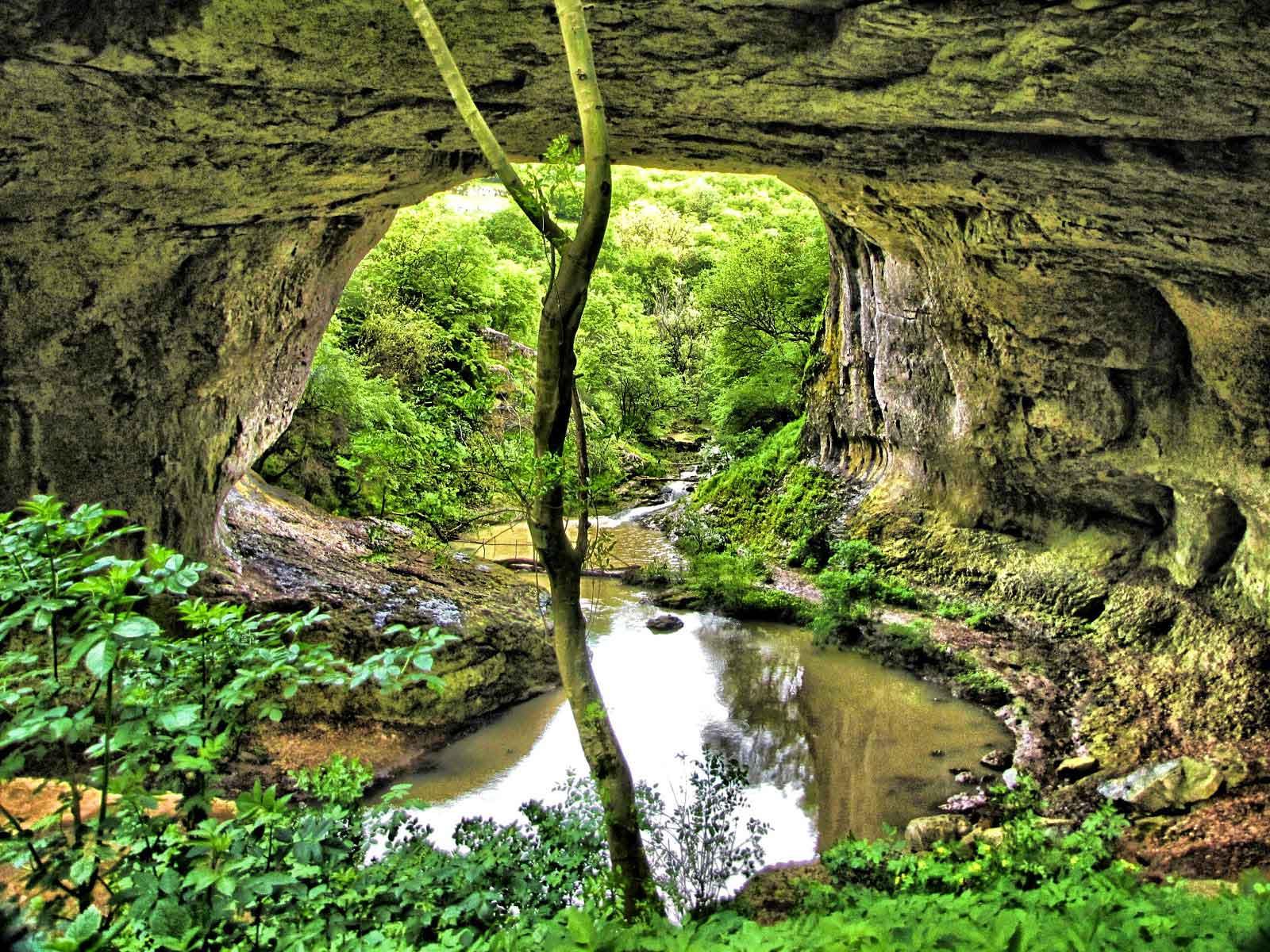 God's-bridge,-Vratsa  Bulgarian nature