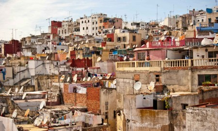 Tangier-typical-house-fasades