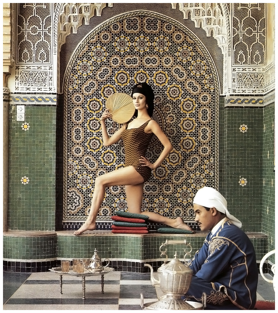 lissy-schaper-in-swimwear-by-triumph-photo-by-f-c-gundlach-tangier-1964 Lissy Schaper