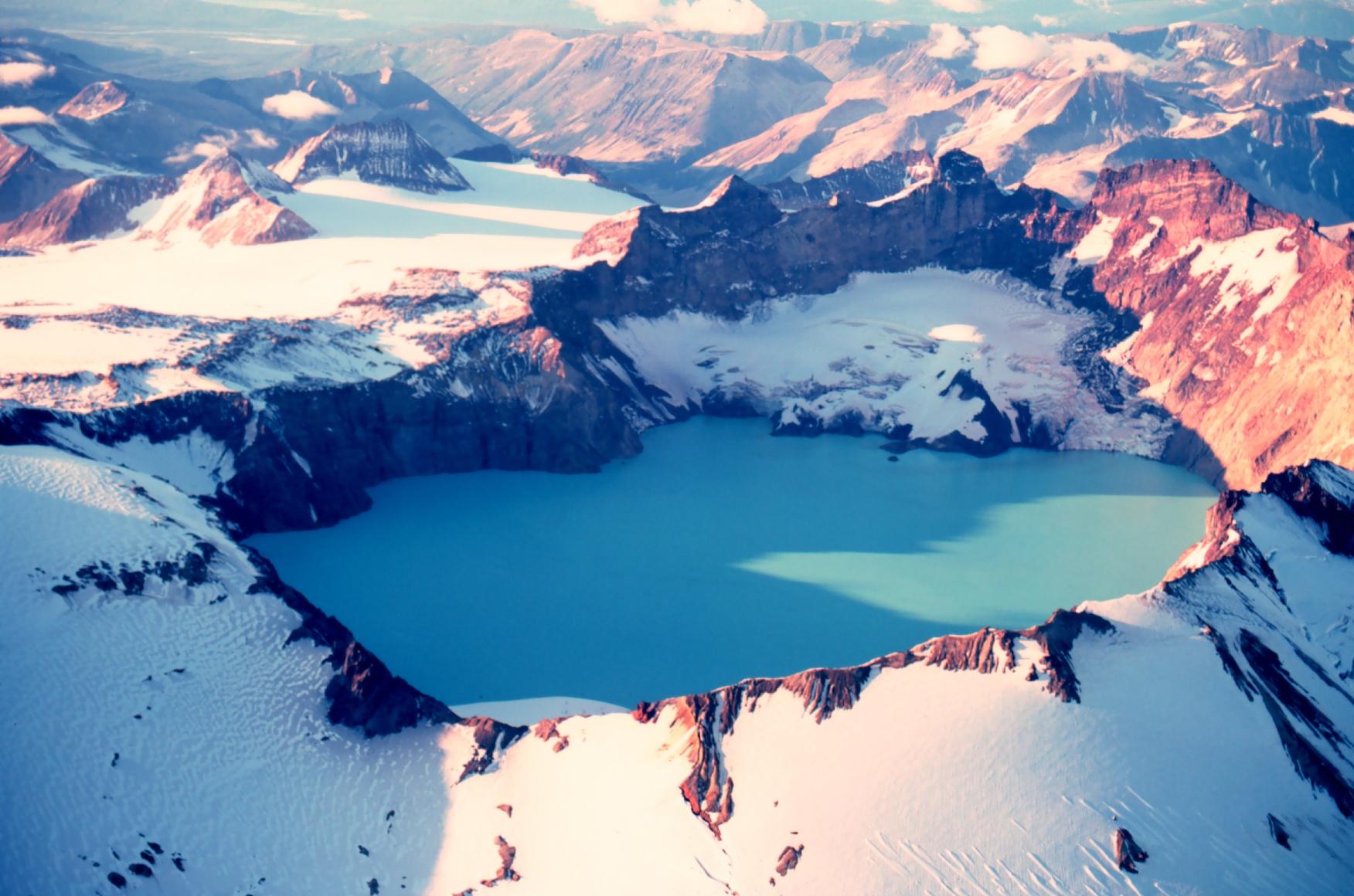 Katmai_Crater_1980 Katmai  - Alaska United States