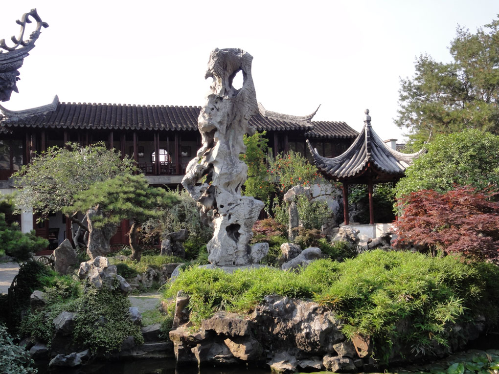 The Lingering Garden, China 2