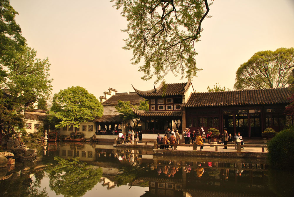 The-Lingering-Garden,-China-3