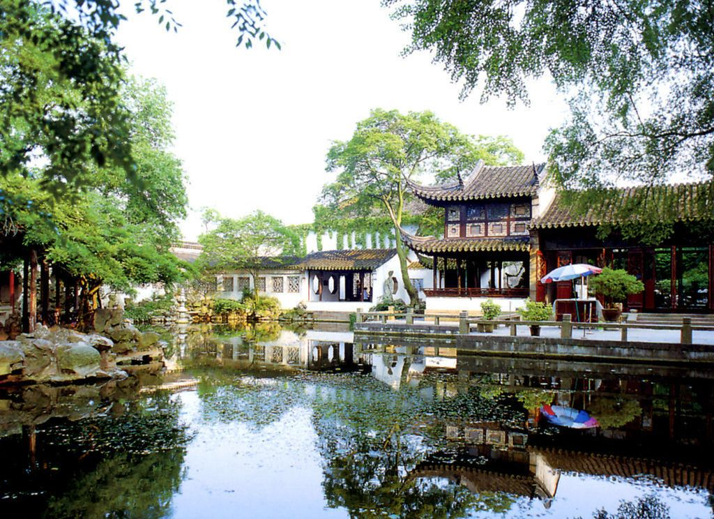 The Lingering Garden, China