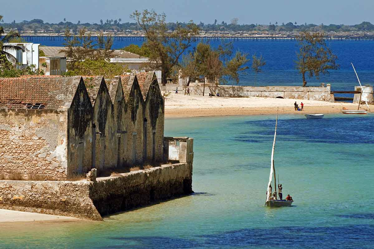 Mozambique-Island-Fortress