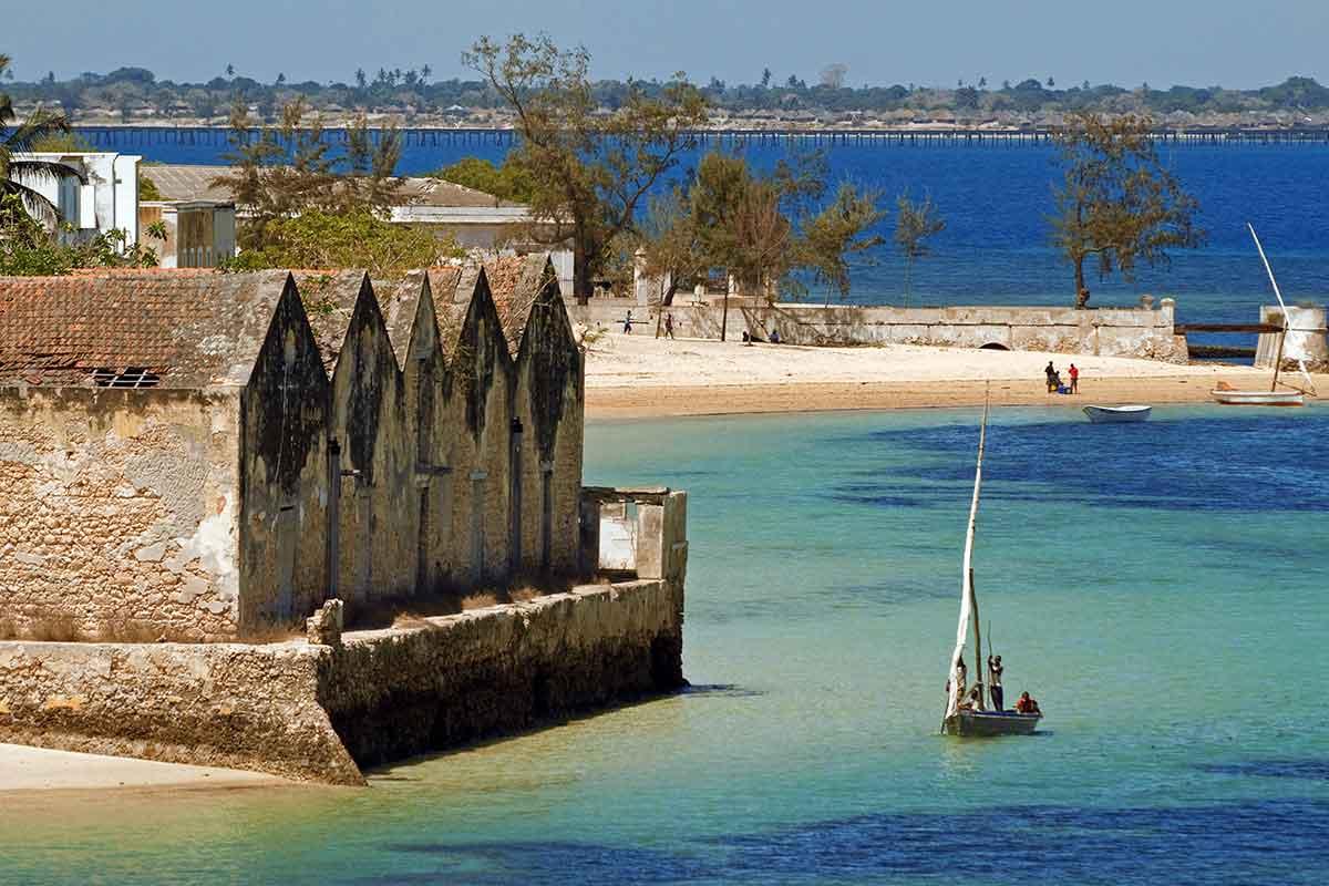 Mozambique-Island-Fortress