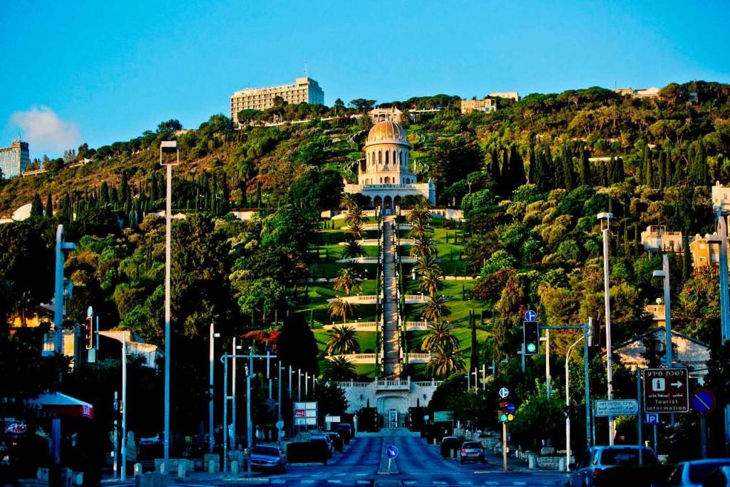 Templers-Boutique-Hotel-Haifa-Bahai-Gardens-Israel-gardens