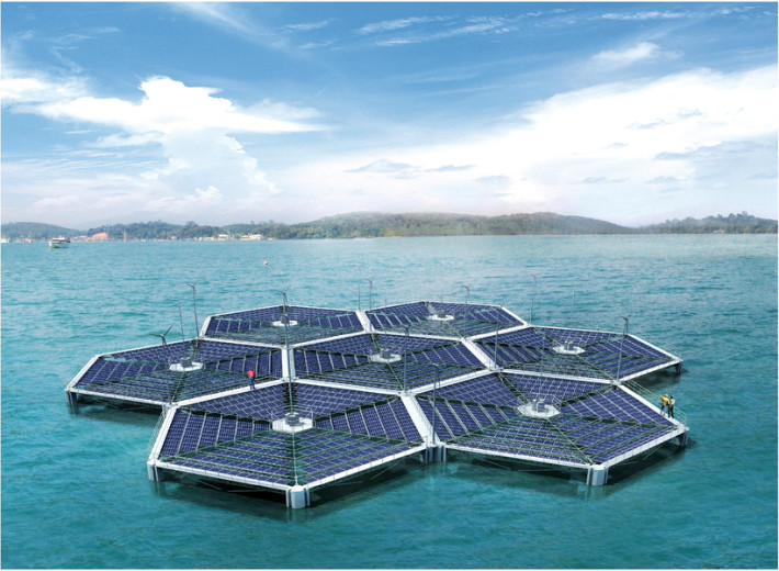 The oceans will satisfy the global thirst, salty water of oceans, future technologies