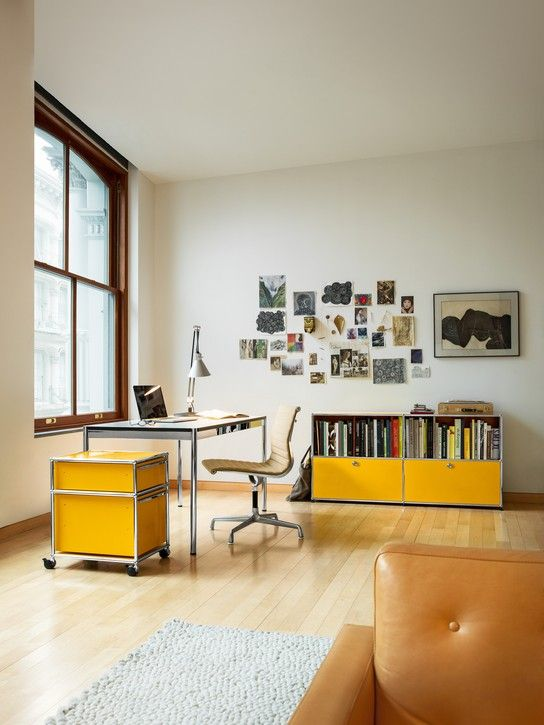 comfortable-seating-for-your-home-furniture yellow