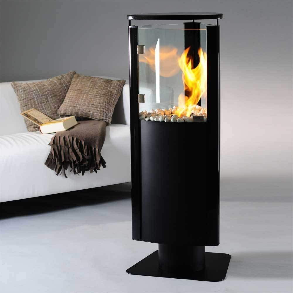 fireplace-in-black-bioethanol-wood-burning-stove