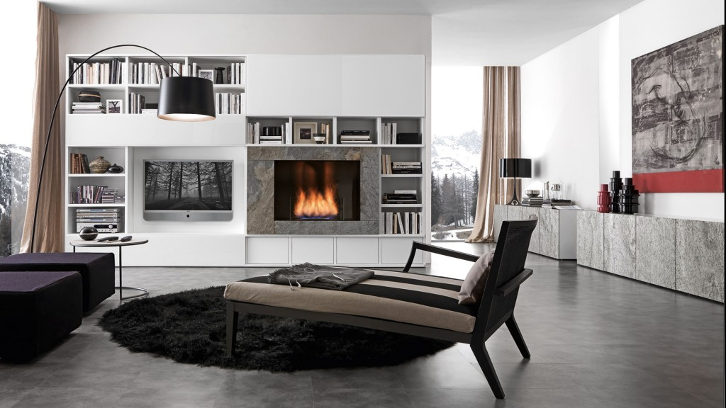 integrated-cabinet-bioethanol-wood-burning-stove