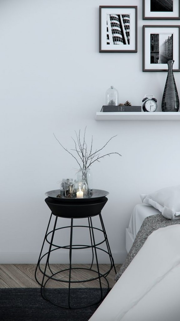 8-glass-vases-on-the-nightstand-decorative-floor-vases-in-contemporary-design