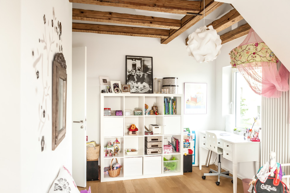 beamed-modern-white-gorgeous-girly-nursery-ideas
