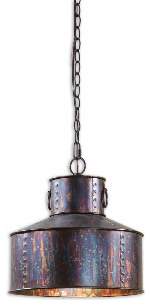 bronze-antique-pendant-light-industrial-design-pendant