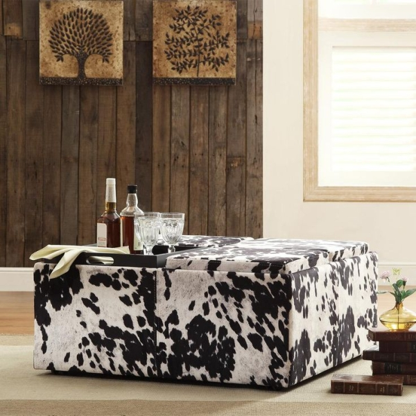 coffee-table-with-animalprint-contemporary-decorating-ideas-for-your-home